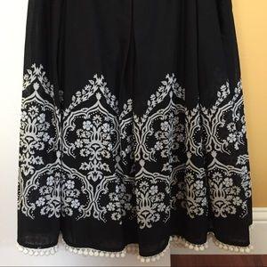 Beautiful beaded Ann Taylor skirt